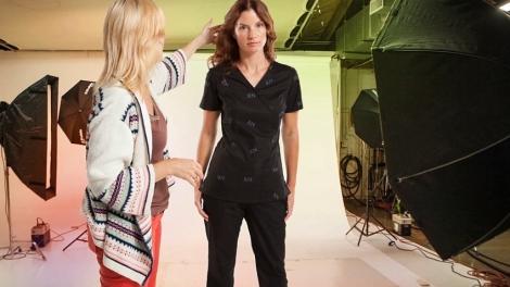 Nurse Model Shoot